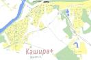 Схема автобусного движения Каширского ПАТП